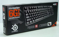 SteelSeries 6Gv2 Red Switch